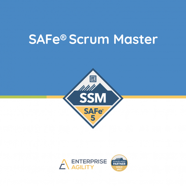 SAFe Scrum Master com Certified SAFe® Scrum Master