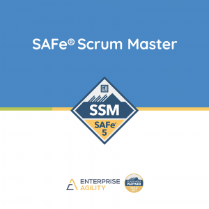 SAFe Scrum Master com Certified SAFe® Scrum Master