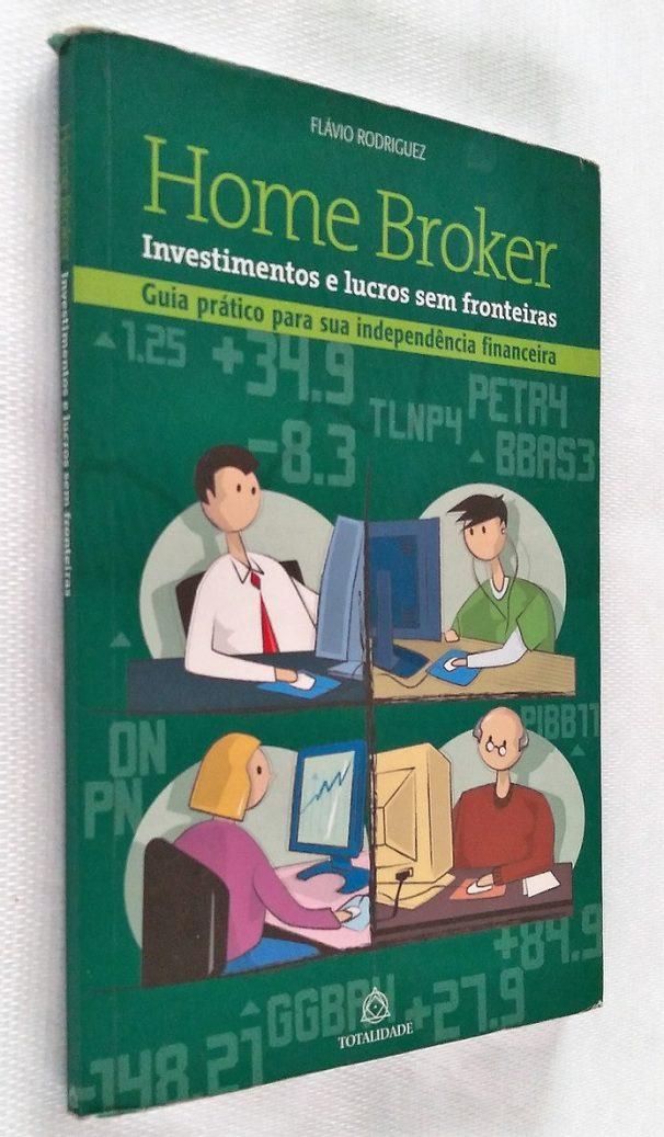 Home Broker - Investimentos e Lucros sem Fronteira